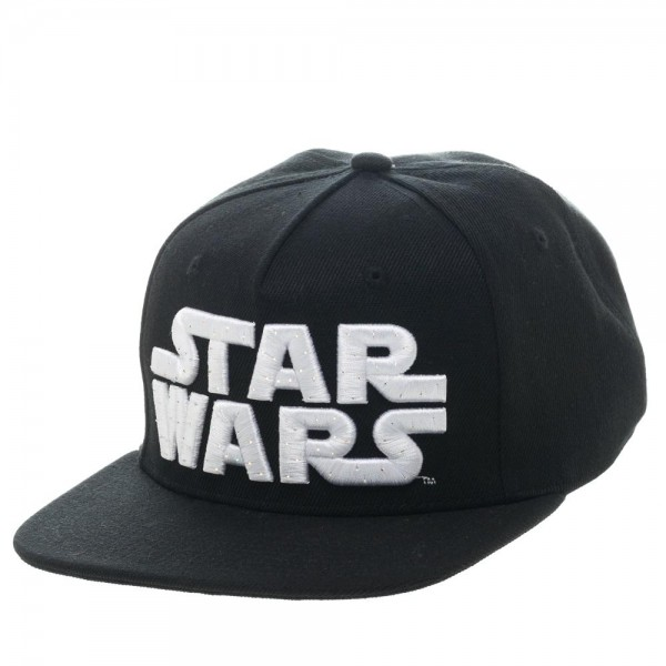 MoPOP Shop - Star Wars Fiber Optic Logo Snapback Hat 706d290d58c