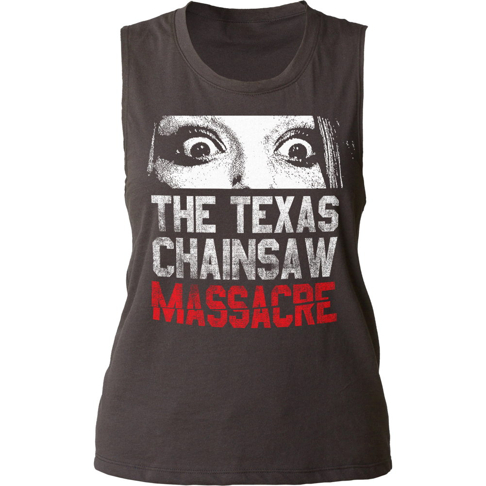 Mopop Shop Texas Chainsaw Massacre Don T Look Now Tank